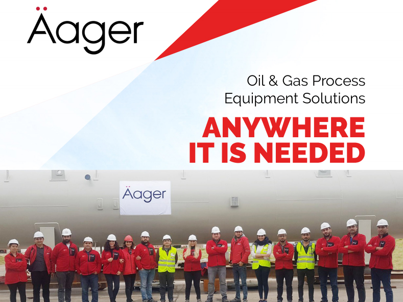 Aager General Corporate Catalogue