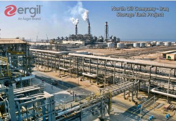 ERGIL Proudly Announces: We have provided an example of versatile vendor for NOC-Iraq
